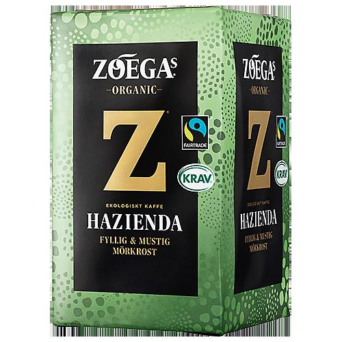 Kaffe Zoégas Hazienda 450 g
