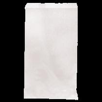 Papperspåse 140x175 mm vit 1000/fp