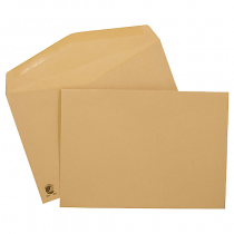 Kuvert bruna FH C4 80 g 500/fp