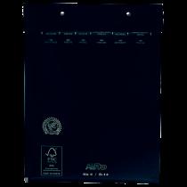 Bubbelpåse AirPro 230x340 mm svart 100/fp