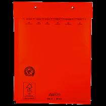 Bubbelpåse AirPro 230x340 mm röd 100/fp