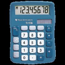 Räknare Texas TI-1726