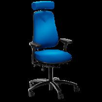 Kontorsstol Höganäs+ 381 blå