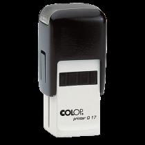 Kontrollstämpel Colop Q17 17x17 mm