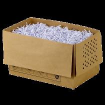Avfallspåsar i papper Rexel Auto+ 90 20L 20/fp