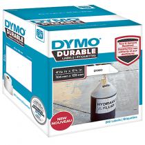Fraktetikett Dymo LabelWriter Durable 104x159 mm