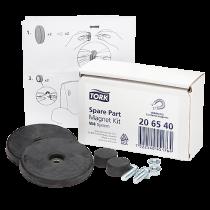 Magnetkit för Tork hållare W4/W8 2/fp