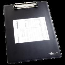 Skrivplatta Durable svart