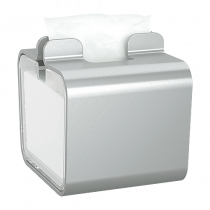 Servetthållare Tork Xpressnap Snack N10 silver