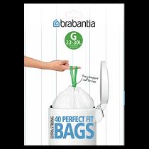 Avfallspåse PerfectFit G 23-30 liter 40-pack