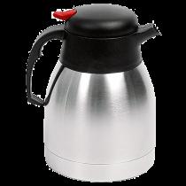 Termoskanna rostfri 1 liter