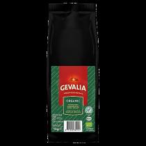 Kaffebönor Gevalia Professional Organic Mörk 1 kg