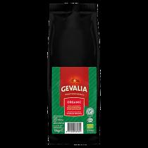 Kaffebönor Gevalia Professional Organic Mellan 1kg