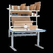 Packbord med motorstativ 2000x800 mm