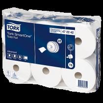 Toalettpapper Tork SmartOne T8 6/fp