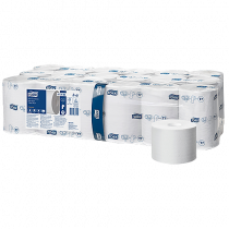 Toalettpapper Tork Extra långt Coreless Midsize T7