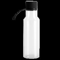 Vattenflaska Sagaform transparent
