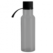 Vattenflaska Sagaform grå