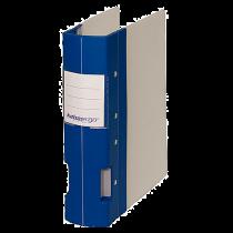 Gaffelpärm KEBAergo A5 55 mm blå