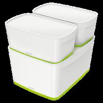 Förvaringslåda MyBox Medium grön