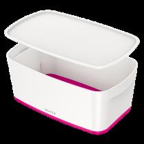 Förvaringslåda MyBox Small rosa