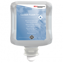 Skumtvål Deb Clear Foam Pure 1L