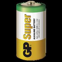 Batteri GP Super Alkaline C 2/fp