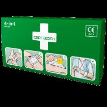 Blodstoppare 4-i-1 Cederroth