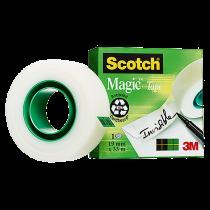Dokumenttejp Scotch Magic 33mx19mm