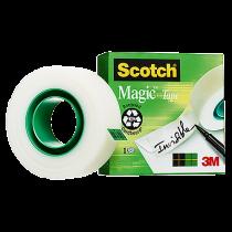 Dokumenttejp Scotch Magic 33mx12mm