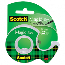 Dokumenttejp Scotch Magic 7,5mx19mm