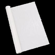 Polyetenfolie LD 2x50 m, 0,1 mm