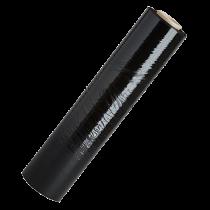 Handsträckfilm 0,020 mm 0,45x300 m svart