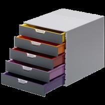 Förvaringsbox Varicolor 5 lådor