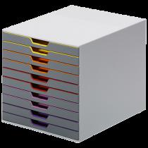 Blankettbox Varicolor 10 lådor