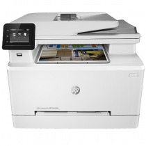 Multifunktion HP Color LaserJet Pro M283fdn
