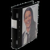 Profilpärm KEBAergo A4+ 55 mm svart