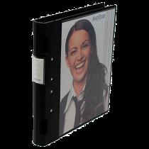 Profilpärm KEBAergo A4+ 40 mm svart
