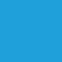 Färgat papper Rainbow A4 80 g intensivblå 500/fp