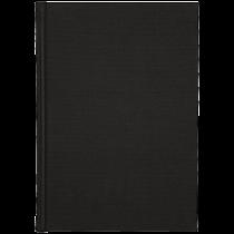 Anteckningsbok Burde A5 linjerad svart
