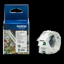 Etikett Brother VC-500W 12mmx5 m