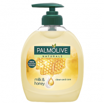 Handtvål Palmolive Milk & honey 300 ml