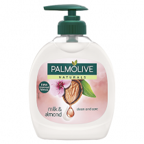 Handtvål Palmolive Milk & almond 300 ml