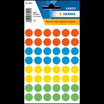 Etikett Färgsignal 4-färg 240/fp