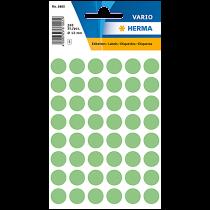 Etikett Färgsignal grön 240/fp