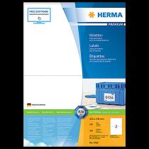Etiketter Herma Premium 210x148 mm 200/fp