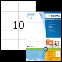 Etiketter Herma Premium 105x57 mm 1000/fp