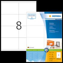 Etiketter Herma Premium 105x70 mm 800/fp