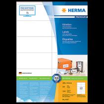 Etiketter Herma Premium 105x48 mm 1200/fp