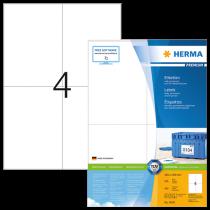 Etiketter Herma Premium 105x148 mm 400/fp